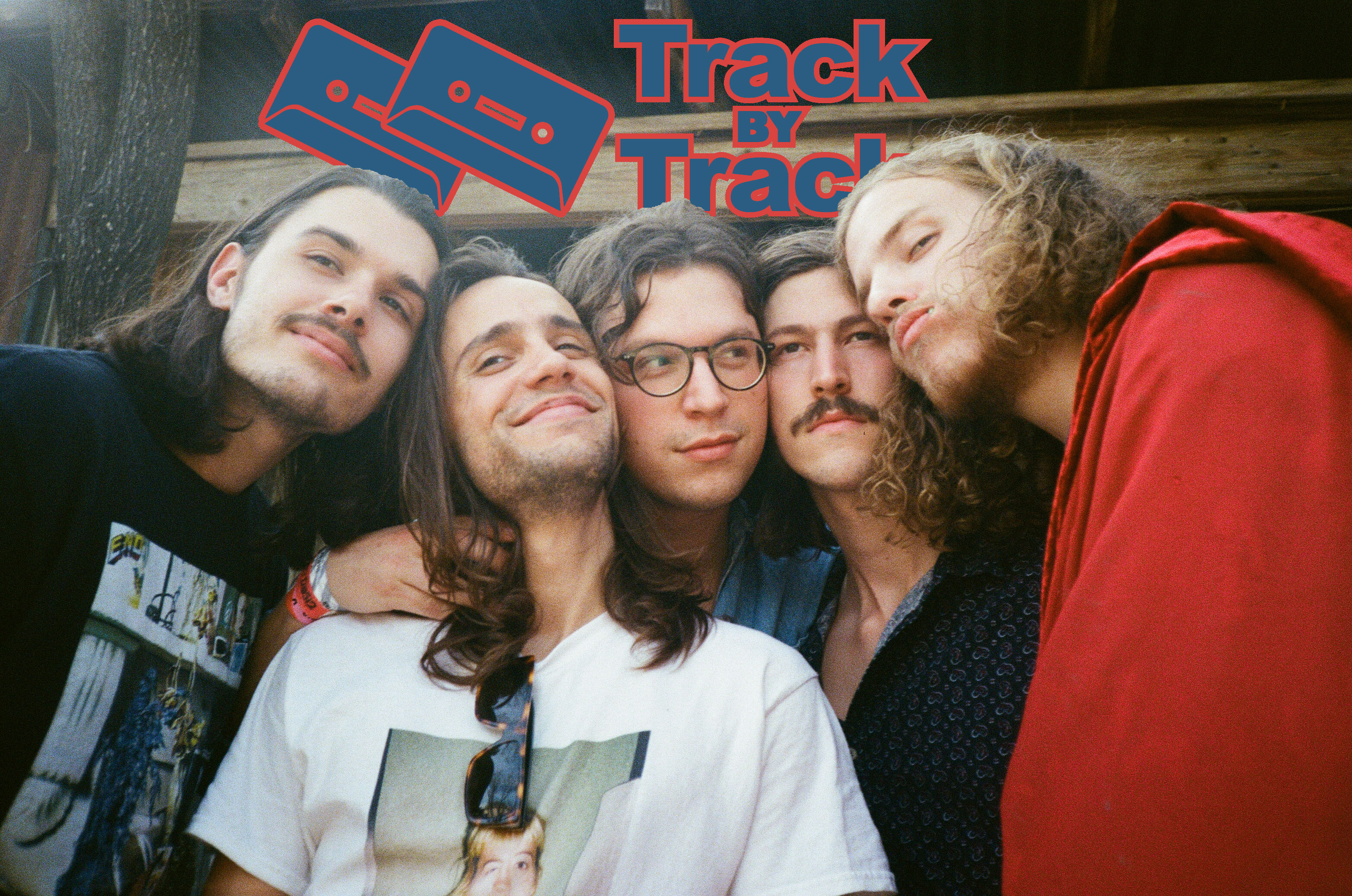 Post Animal Track by Track, photo by Emily Quirk