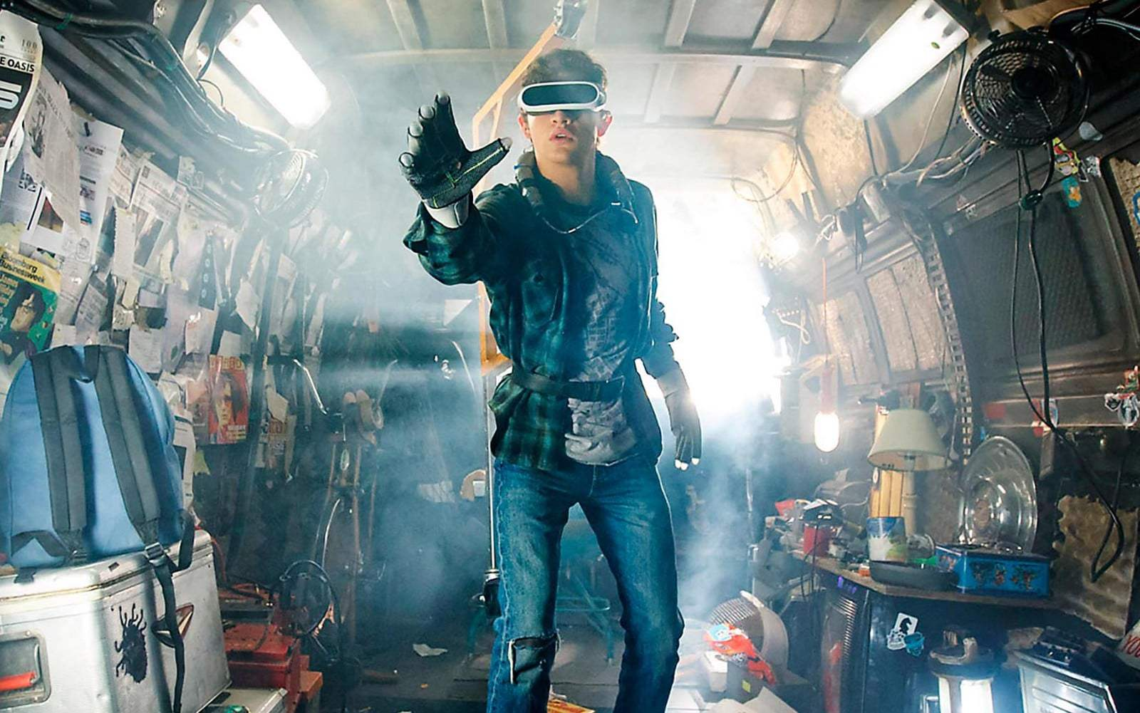 Wade Watts in Real Player One