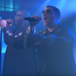 Run the Jewels on Colbert