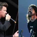 Rick Astley and Dave Grohl