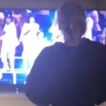 Adele watches Beyoncé's Coachella performances