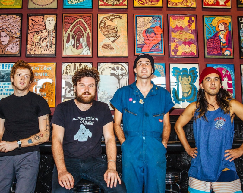FIDLAR, photo by Alice Baxley