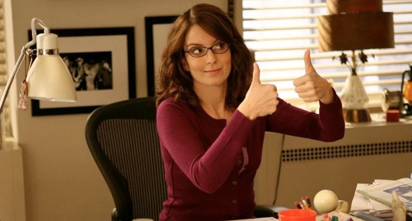 Tina Fey says she's brainstorming ideas for a 30 Rock revival