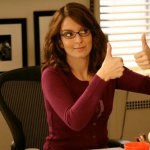 Tina Fey in 30 Rock