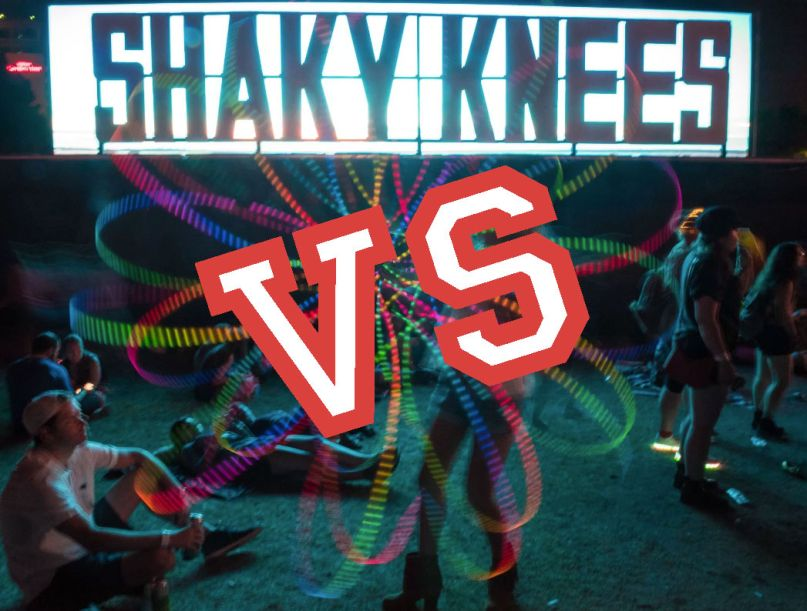 Shaky Knees Conflicts, photo by David Brendan Hall