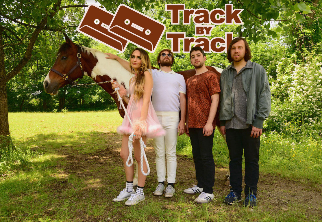Speedy Ortiz Track by Track, photo by Shervin Lainez