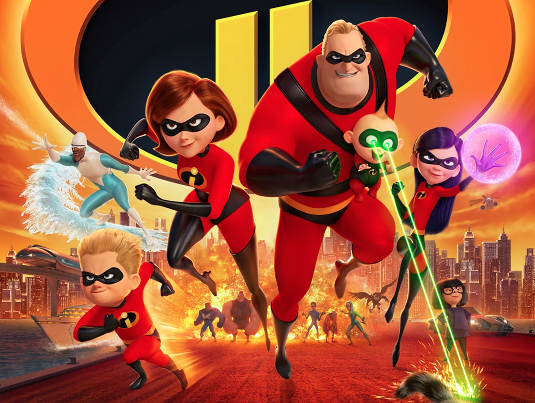 The Supers Are Back In New Incredibles 2 Trailer Watch Consequence Of Sound