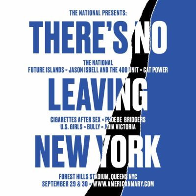 The National's There's No Leaving New York