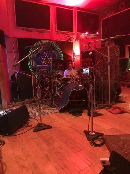 Danny Carey recording new Tool album