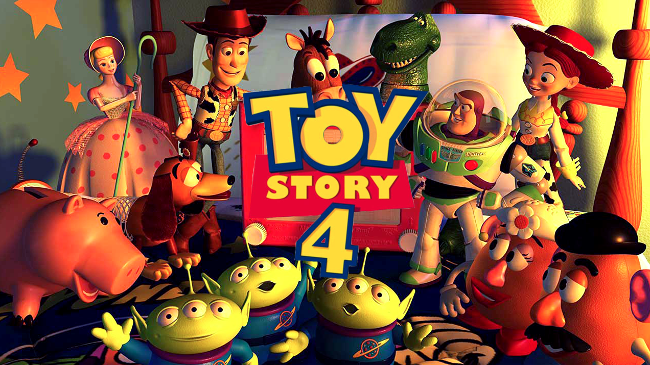 Disney reveals Toy Story 4's 2019 release date