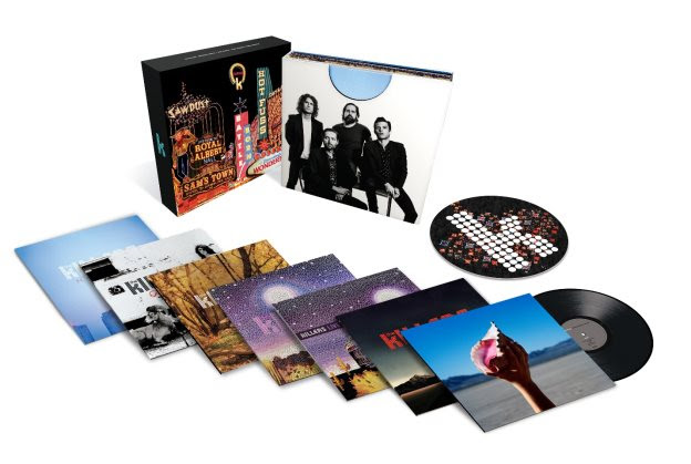 The Killers Career Vinyl Box