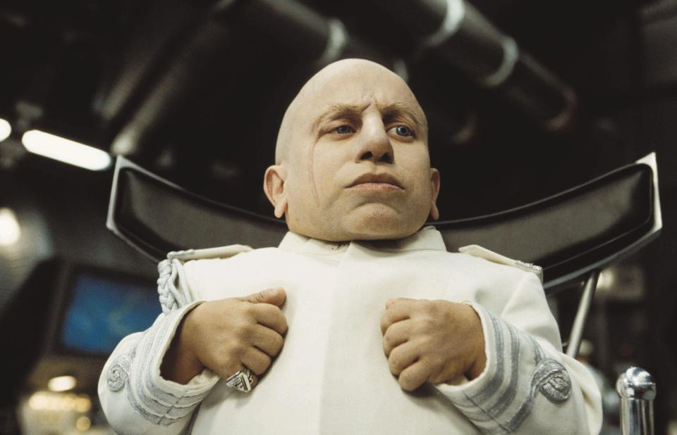 Verne Troyer in Austin Powers