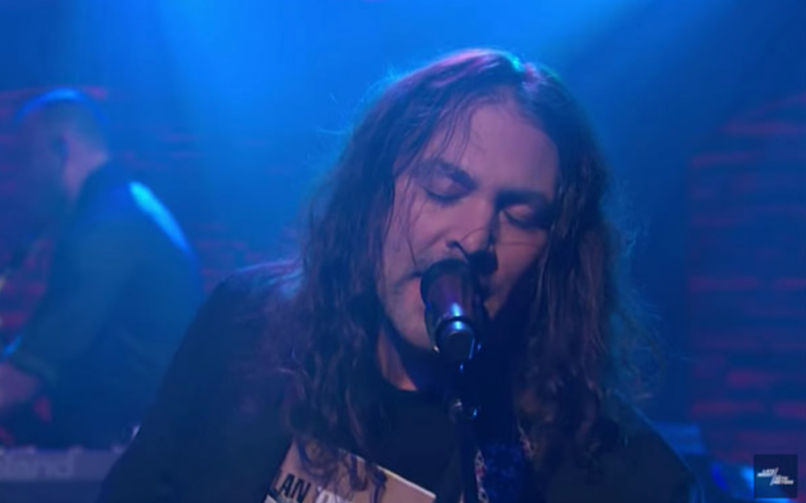 The War on Drugs on Seth Meyers