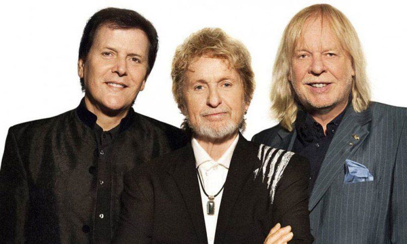 YES featuring Anderson, Rabin, and Wakeman
