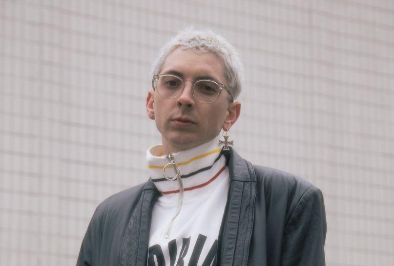 Trevor Powers, photo by Chris Schoonover Mulberry Violence Track by Track Album Stream