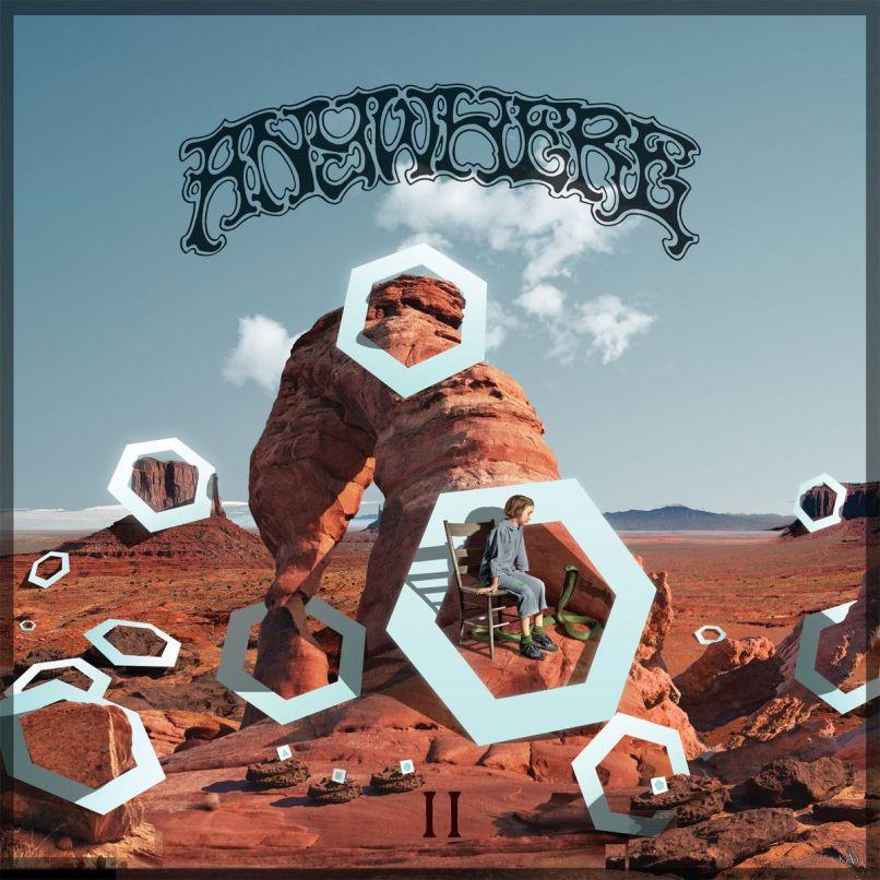 a3608897970 10 1 Psych rock supergroup Anywhere, featuring Cedric Bixler Zavala, Krist Novoselic, Mike Watt, unveil new album: Stream