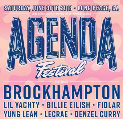 Agenda Festival 2018