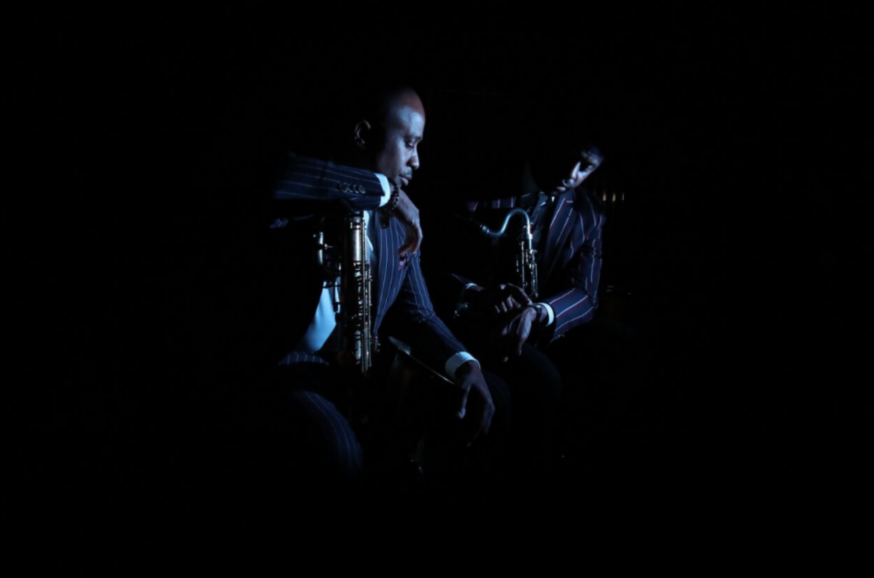 "Ali Shaheed Muhammad and Adrian Younge's The Midnight Hour share ""Black Beacon"": Stream"