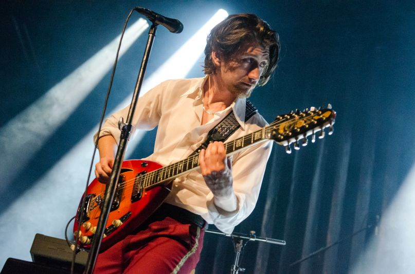Arctic Monkeys, photo by Ben Kaye