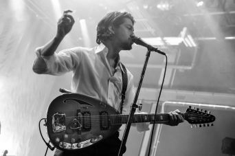 Arctic Monkeys // Photo by Ben Kaye