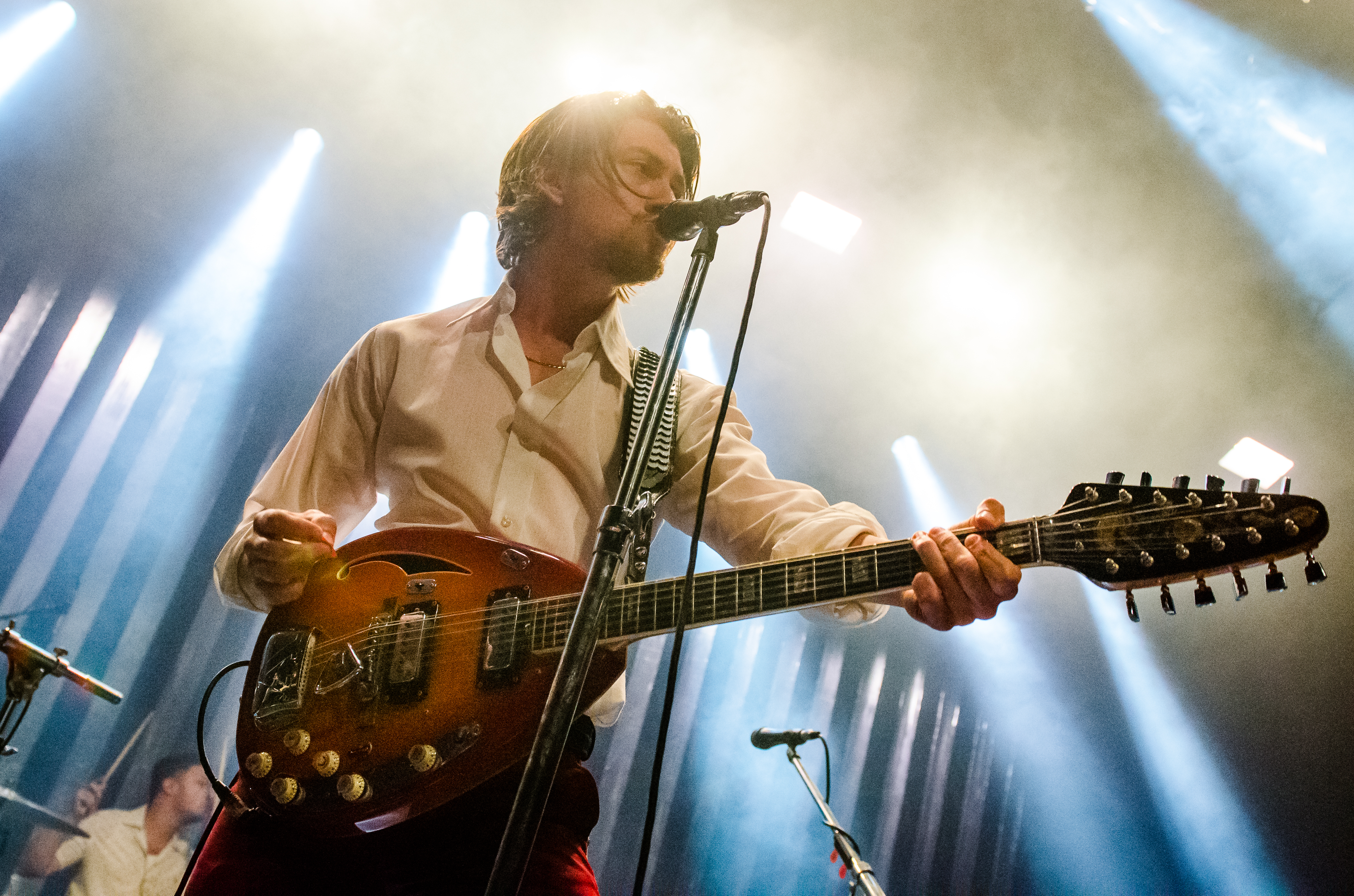 arctic monkeys by ben kaye 9 Live Review: Arctic Monkeys Check into Brooklyn Steel with New Music (5/9)