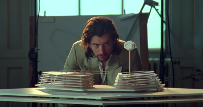 Arctic Monkeys Music Video Four Out of Five