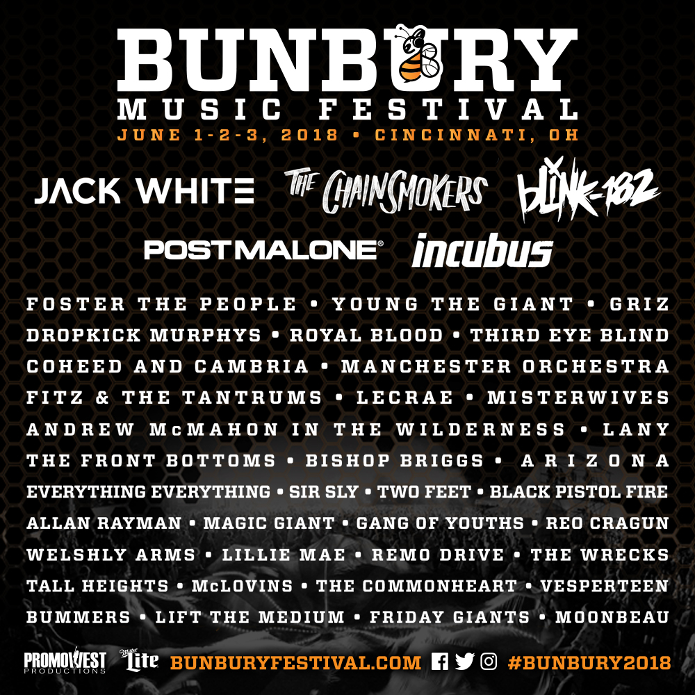 bb18 cos ig 1000x1000 Win Tickets to Bunbury Music Festival 2018