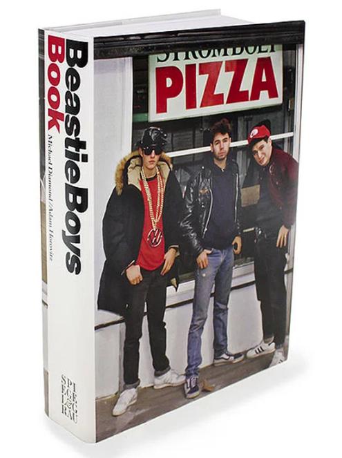 Beastie Boys Book Cover Artwork