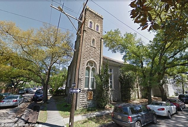 Beyonce's New Orleans church