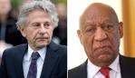 Bill Cosby and Roman Polanski