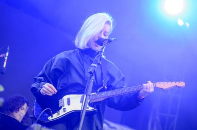 Alvvays, photo by Ben Kaye