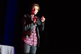 Cameron Esposito, photo by Ben Kaye