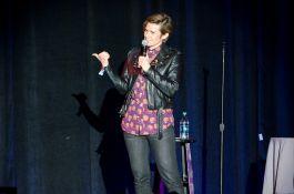 Cameron Esposito, photo by Ben Kaye
