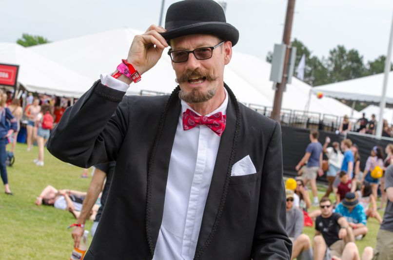 Festival Fashionista, photo by Ben Kaye