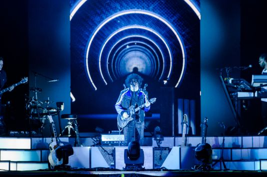 Jack White, photo by Ben Kaye