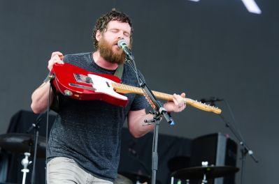 Manchester Orchestra, photo by Ben Kaye