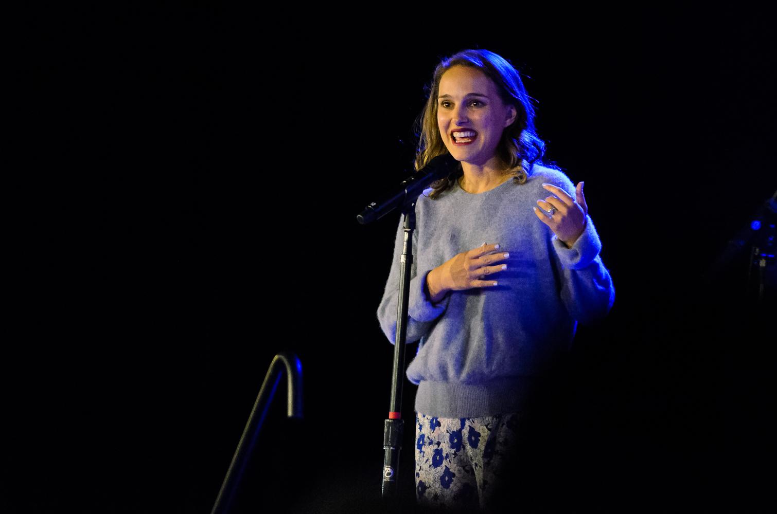 Natalie Portman, photo by Ben Kaye