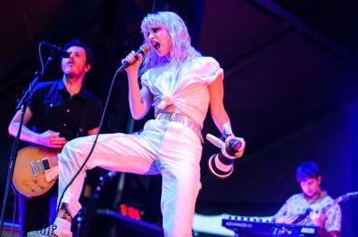 Paramore - Photo by Ben Kaye