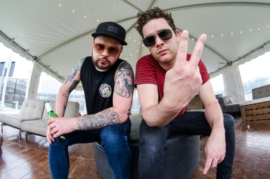 Royal Blood, photo by Ben Kaye