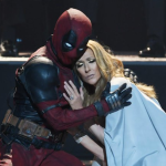 "Celine Dion's video for ""Ashes"" from Deadpool 2"