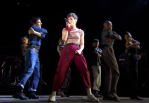 """Christine and the Queens live debut """"Girlfriend"""", first show in a year"""