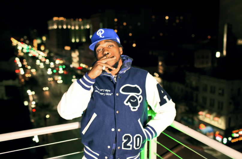 Curren$y Currensy Rapper City Street Blunt