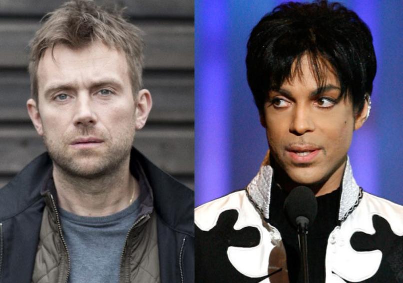 Damon Albarn turned down collaboration with Prince