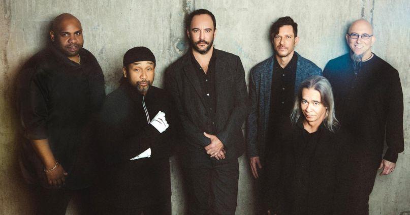 Dave Matthews Band, photo by René Huemer