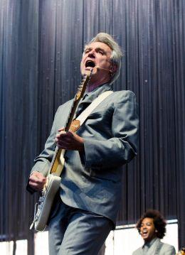 David Byrne, photo by Caroline Daniel