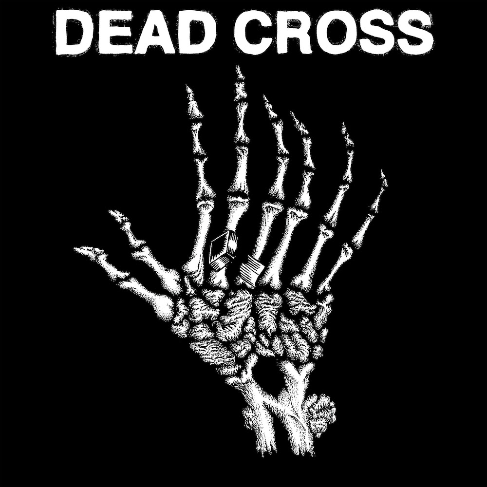 dead cross ep new 2018 Mike Patton and Dave Lombardo supergroup Dead Cross release surprise, self titled EP: Stream