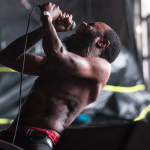 "Death Grips release new song ""Black Paint"""