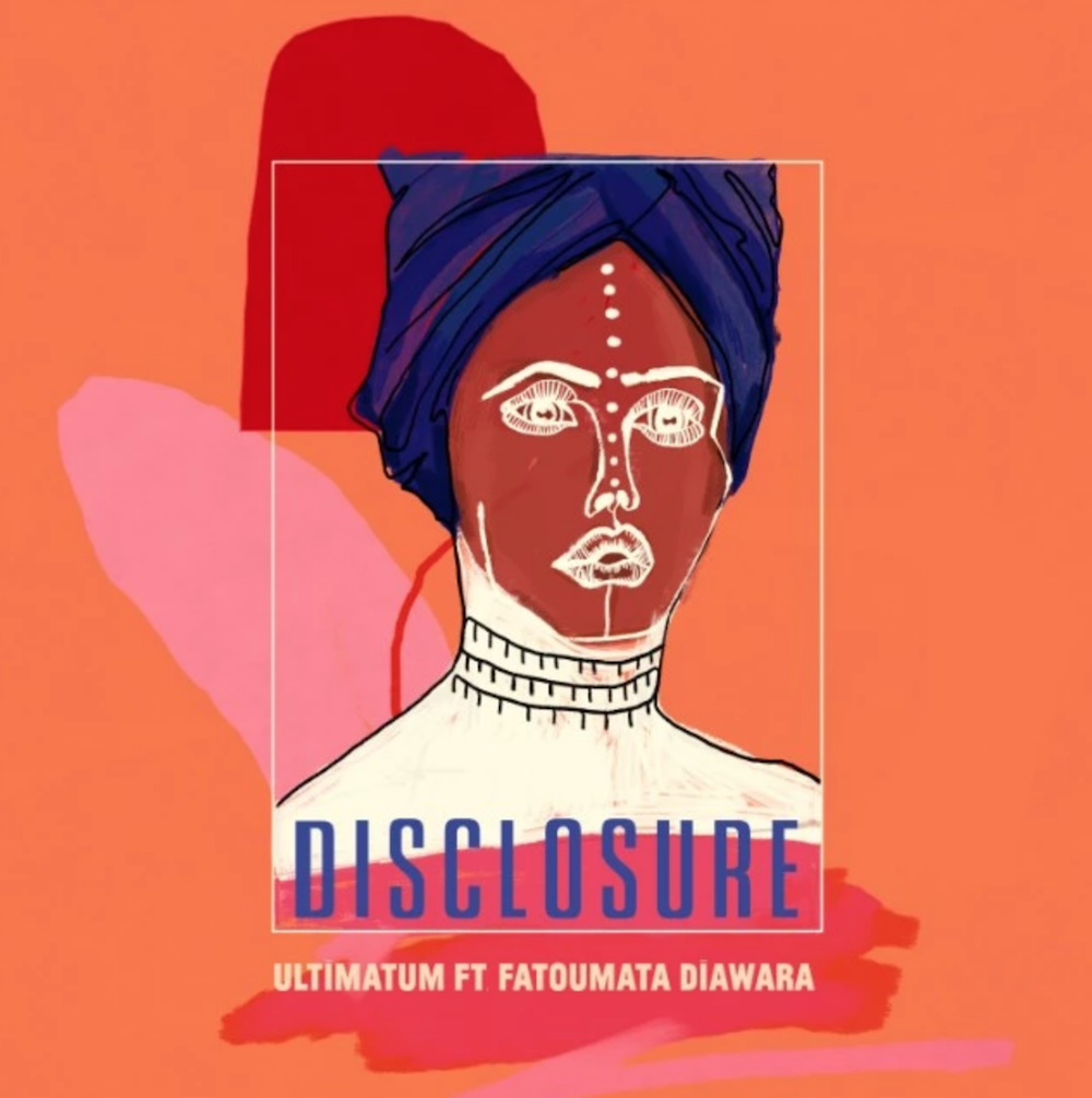 disclosure ultimatum cover Disclosure return with new single Ultimatum: Stream