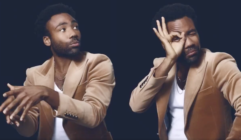 Donald Glover on SNL