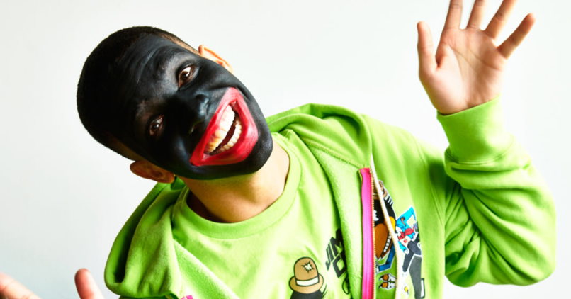 Drake black face Pusha-T